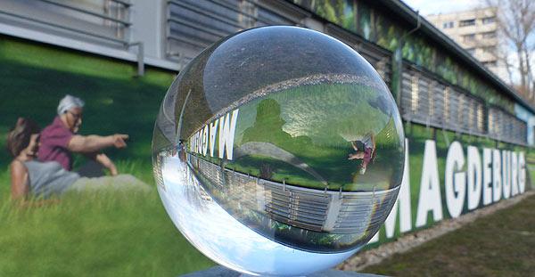 Meine Glaskugel
